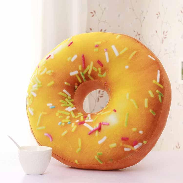 甜甜圈抱枕
