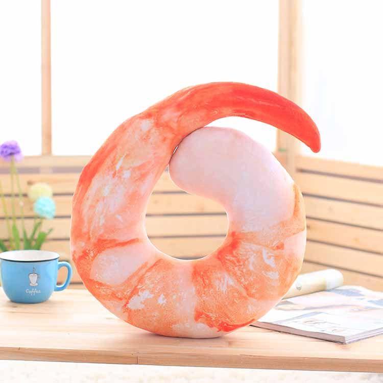 虾仁U型枕