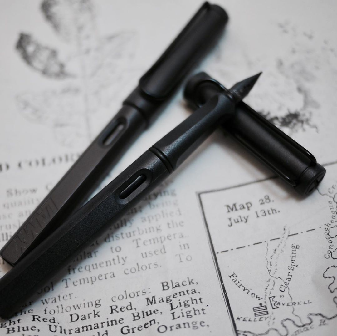 Lamy钢笔