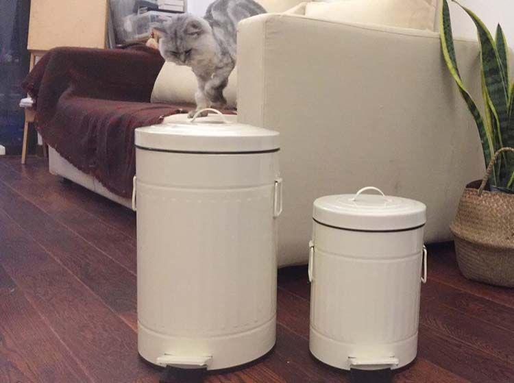 美式邮筒垃圾桶
