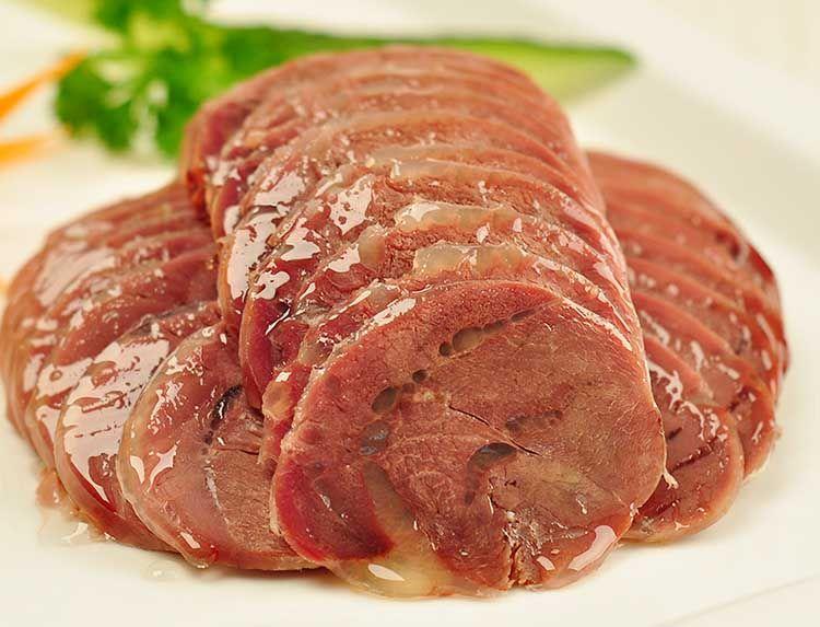 老陆稿荐酱牛肉