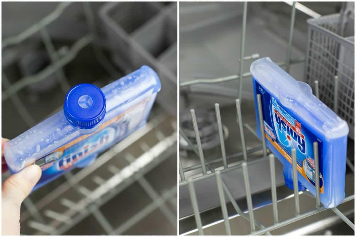 洗碗机机体清洁剂「是时候洗碗机洗个澡了」