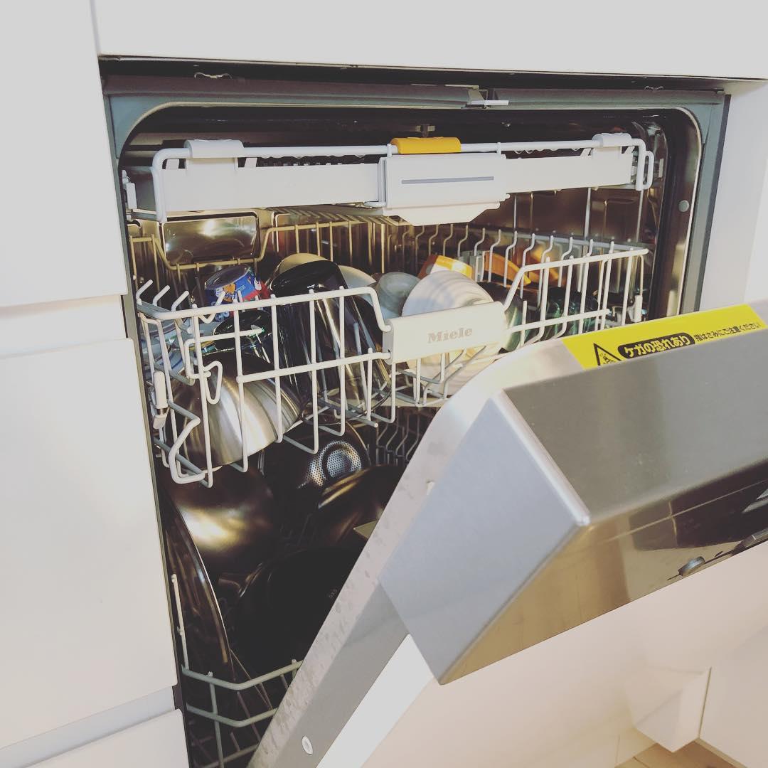 详解洗碗机の各种洗涤程序及之间的区别
