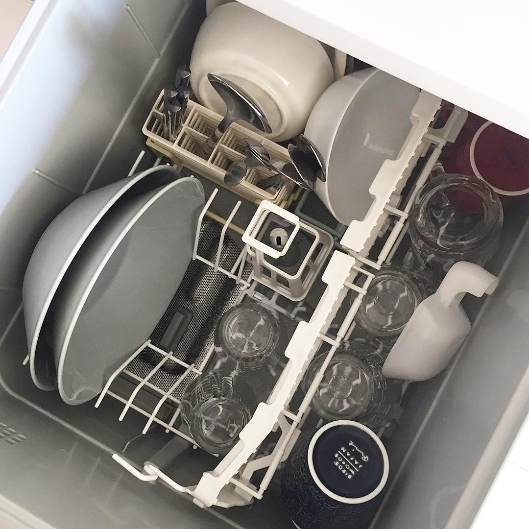 小型洗碗机