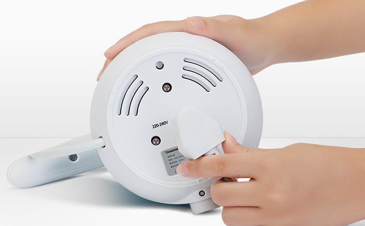 便携电热水壶壶底