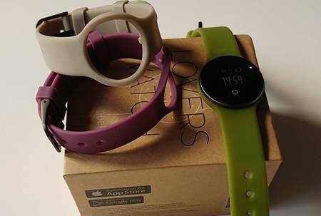 Geeks!me 智能手表 | 性福生活指导师
