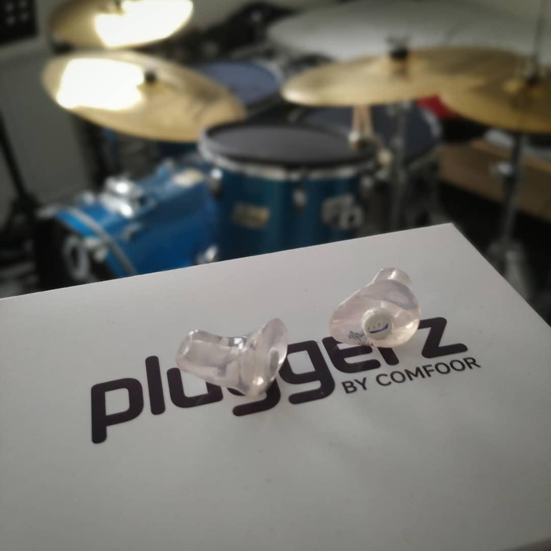 pluggerz 硅胶隔音耳塞