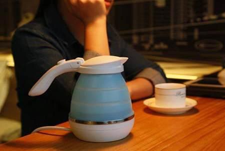 旅行电热水壶   出差旅行,别让喝口热水成为一种奢侈