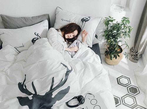 艾魅家居 • 审美极高的床上用品网店