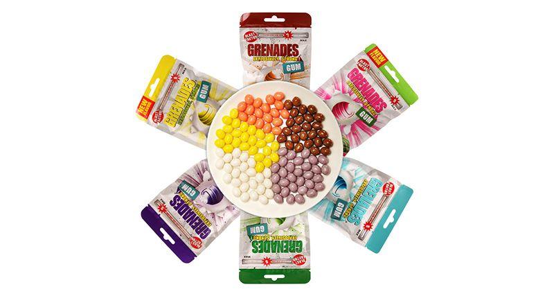 Grenades_Gum