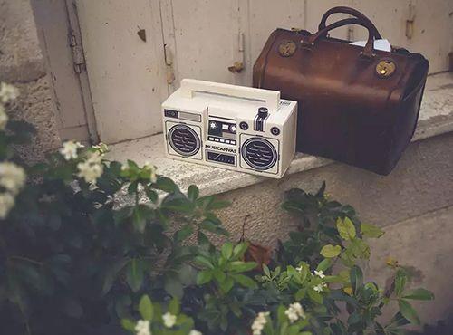 Musicanvas 纸音箱,用玩乐的态度认真活