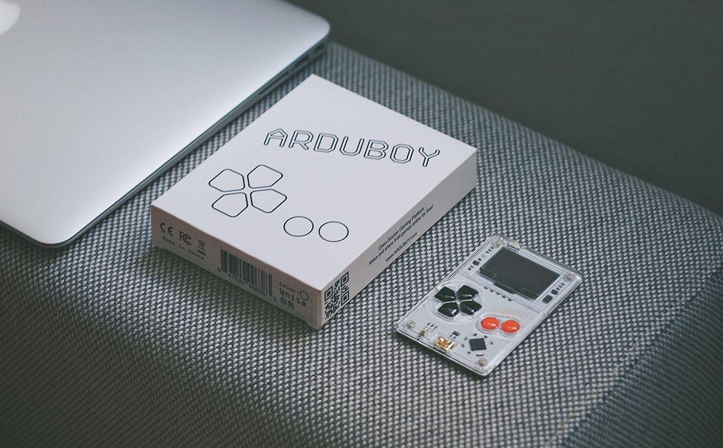 Arduboy掌上游戏机