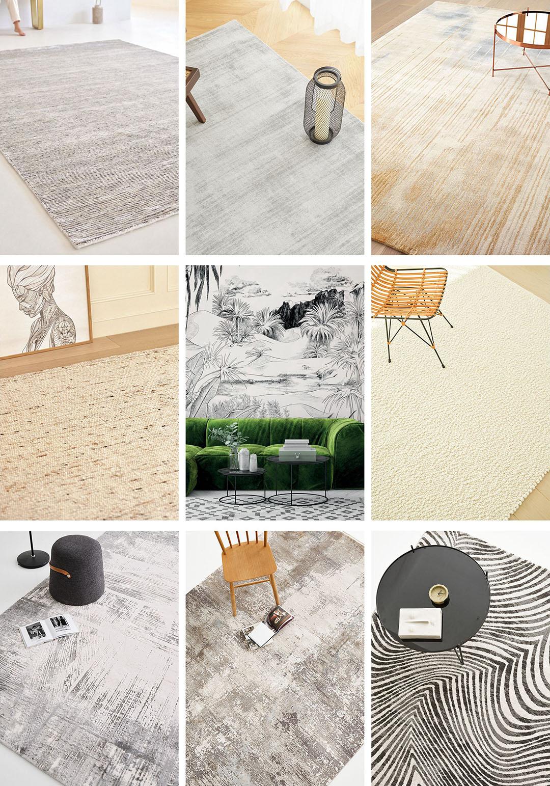 Li Wu 地毯店铺