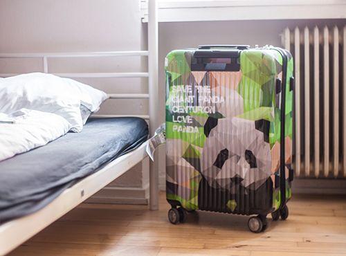 「Centurion」想要说走就走,你得提前准备一个百夫长行李箱
