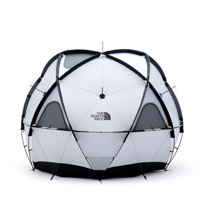 Geodome 4 球体帐篷