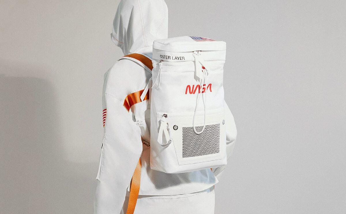 NASA与Heron Preston太空时尚服装