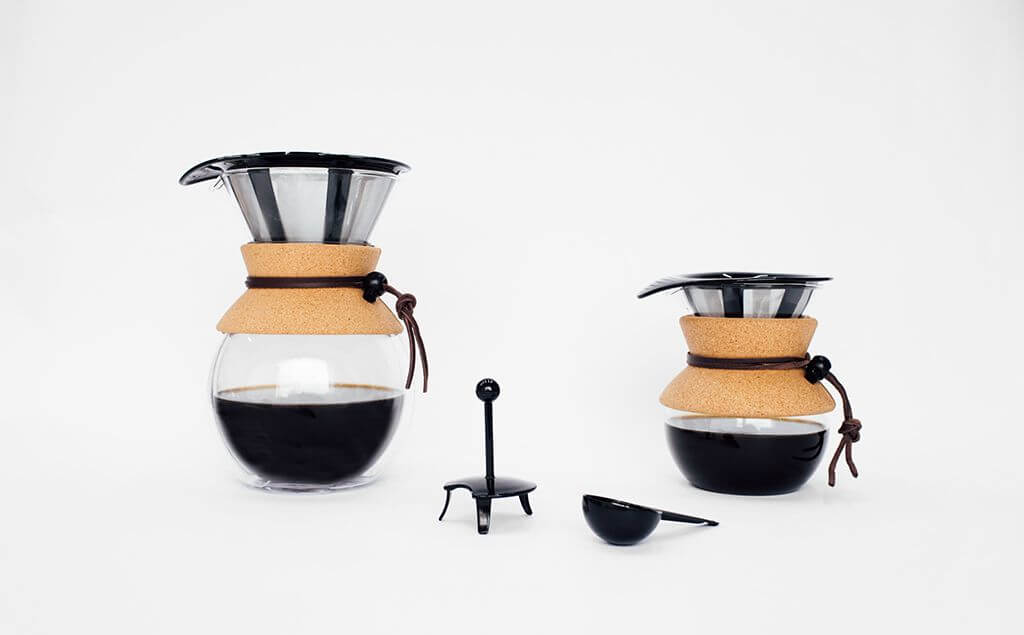 POUR OVER 手冲咖啡滤壶