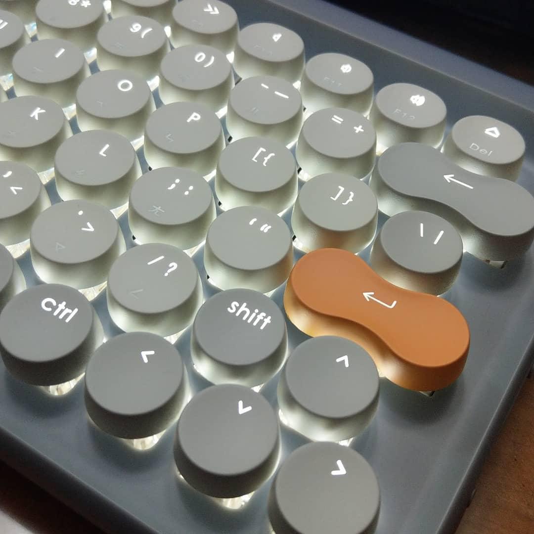 Lofree键盘