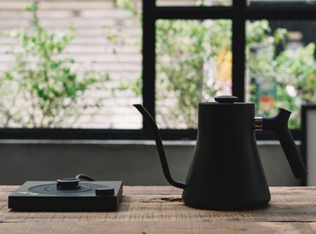 Stagg EKG 咖啡电热手冲壶,被纽约 NOMA  博物馆永久收藏的经典之作