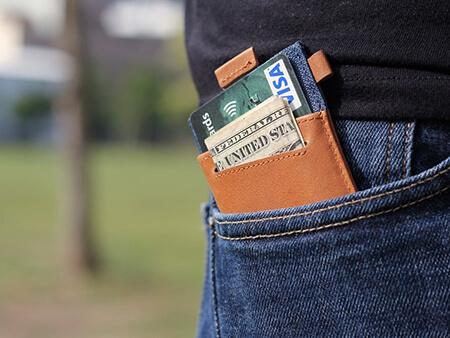 「WOLYT Sleeve」轻薄时尚的卡片钱包