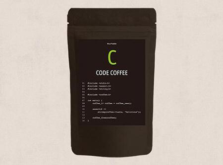 Code Coffee,用编程语言命名的咖啡 | 一本正经的胡扯