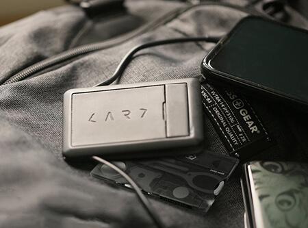 「KableCARD」数据线也能变形,一根线搞定所有设备充电需求