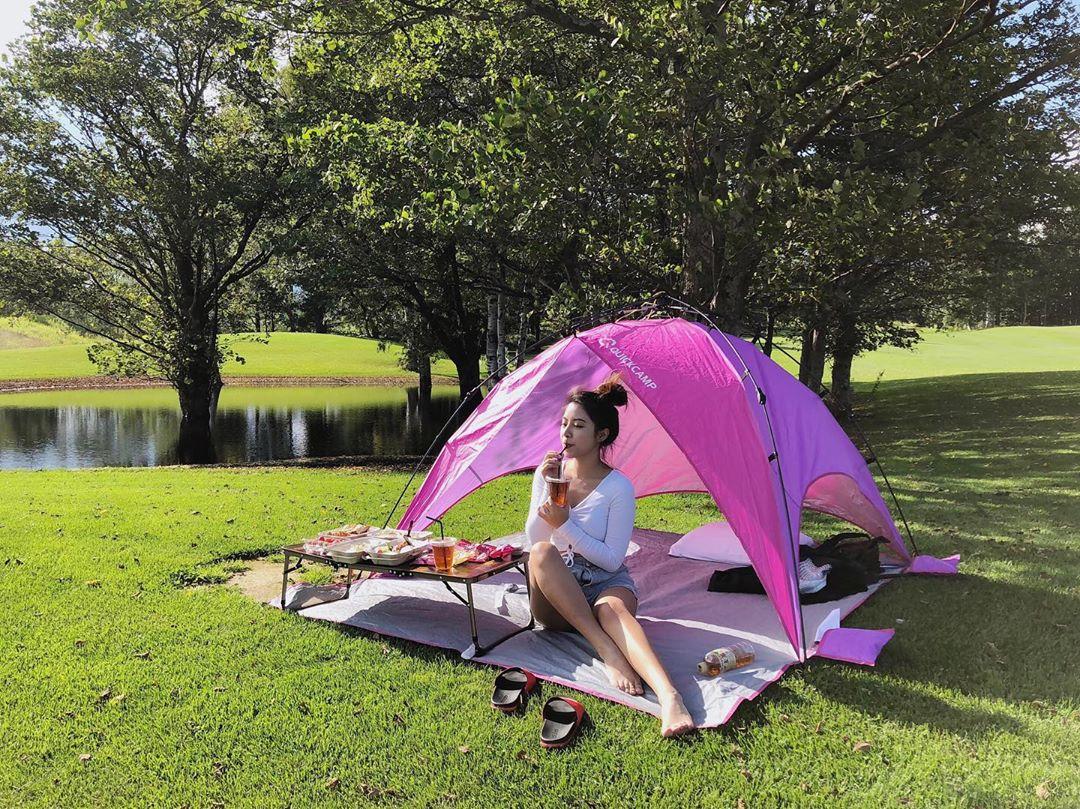 圆顶型帐篷