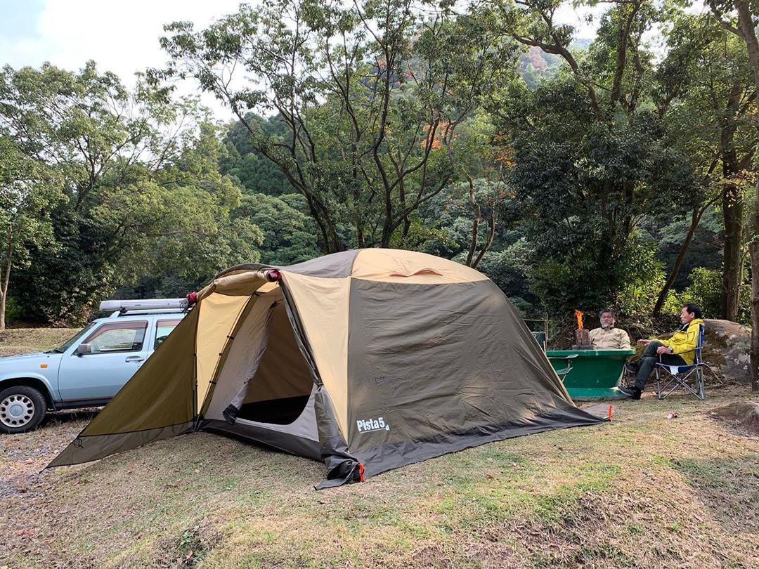 圆屋型帐篷
