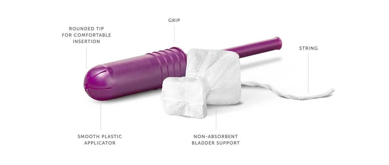 导管式卫生棉条