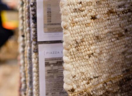 当代地毯流行学 | 家用地毯的材质、手工织法及作用