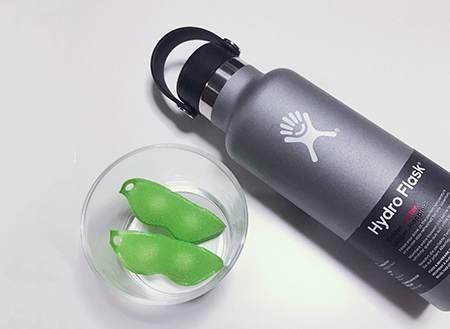 「MARNA 清洁球」对付小口径瓶子的清洁神器