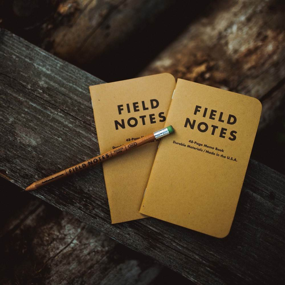 Field Notes 笔记本
