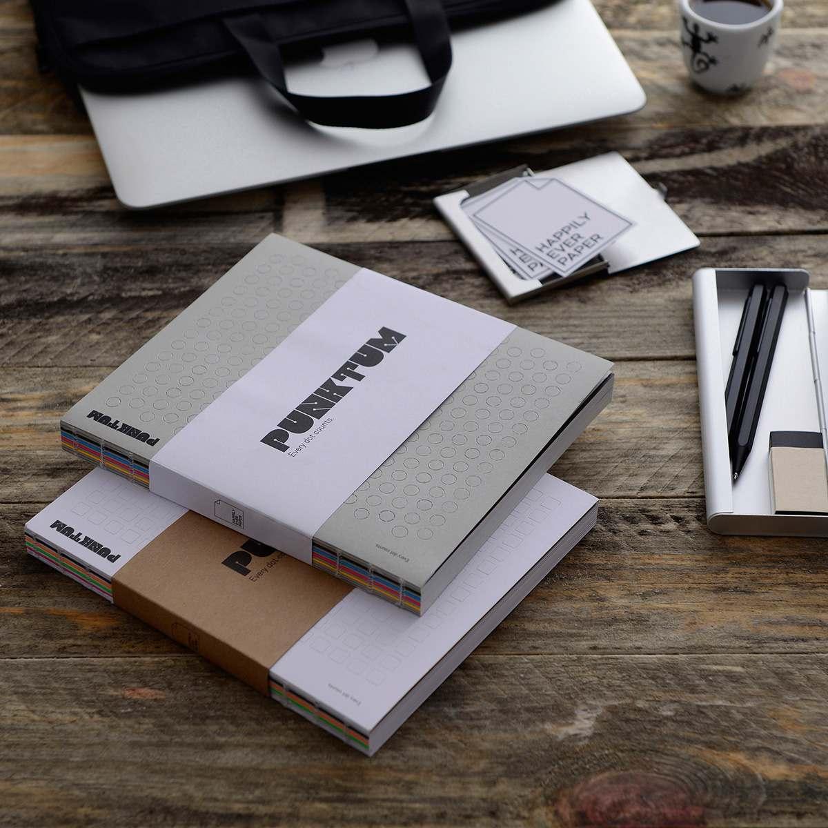 PUNKTUM笔记本