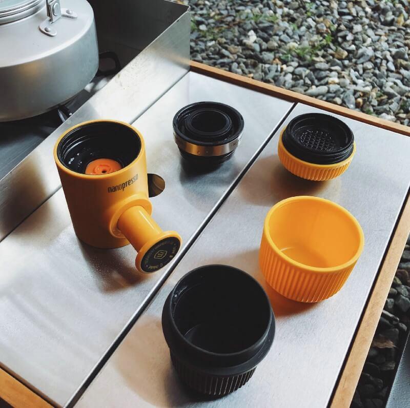 Wacaco Nanopresso咖啡机