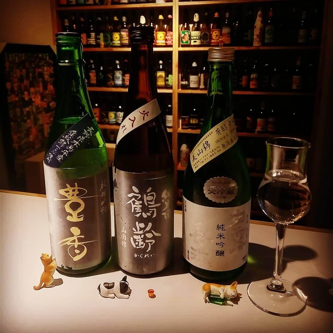 日本清酒中的火入
