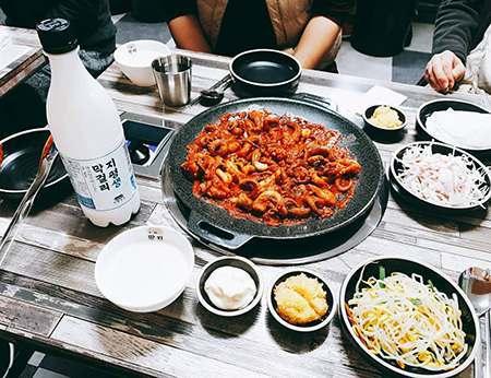除了部队锅,韩国还有这些传统料理