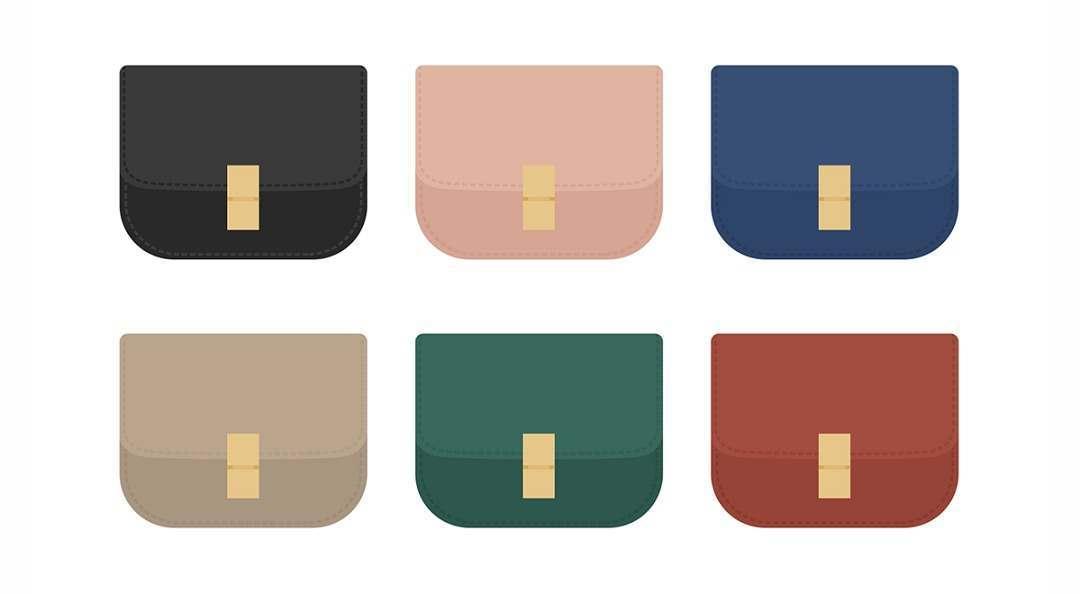 最适合你的包包颜色