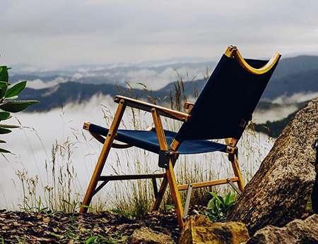 Kermit Chair 露营椅 | 说走就走的旅行,说坐就坐的率性