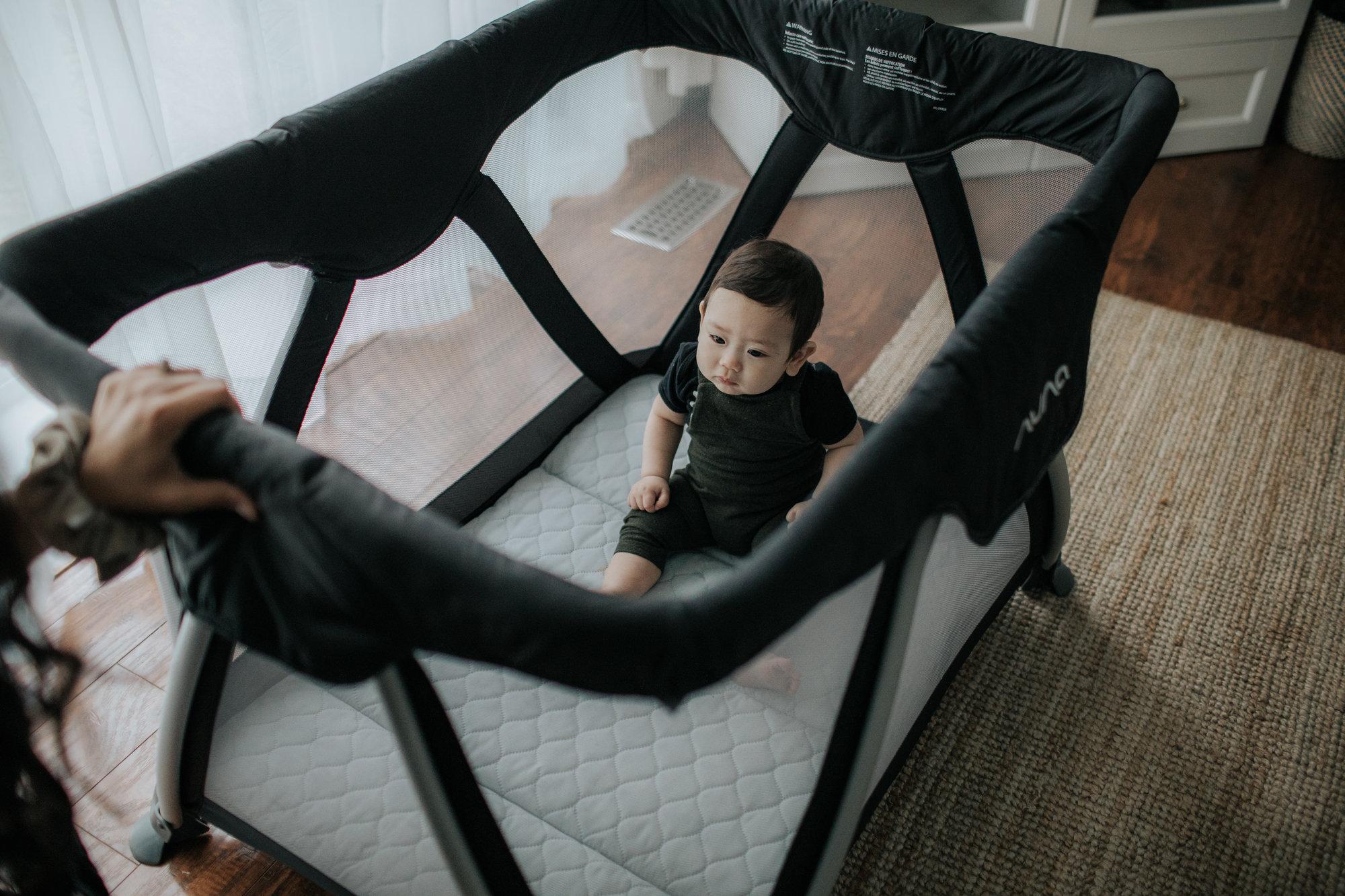 NUNA Sena婴儿游戏床