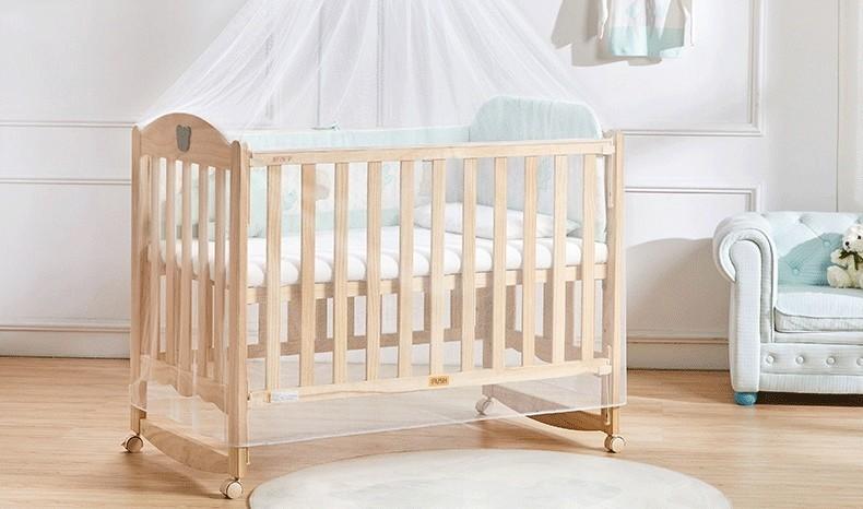 好孩子婴儿床