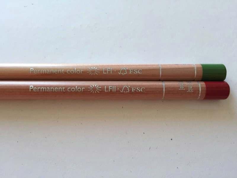 Caran d'Ache Luminance 是通过国际最高耐光性标准 ASTM D-6901 的彩色铅笔系列