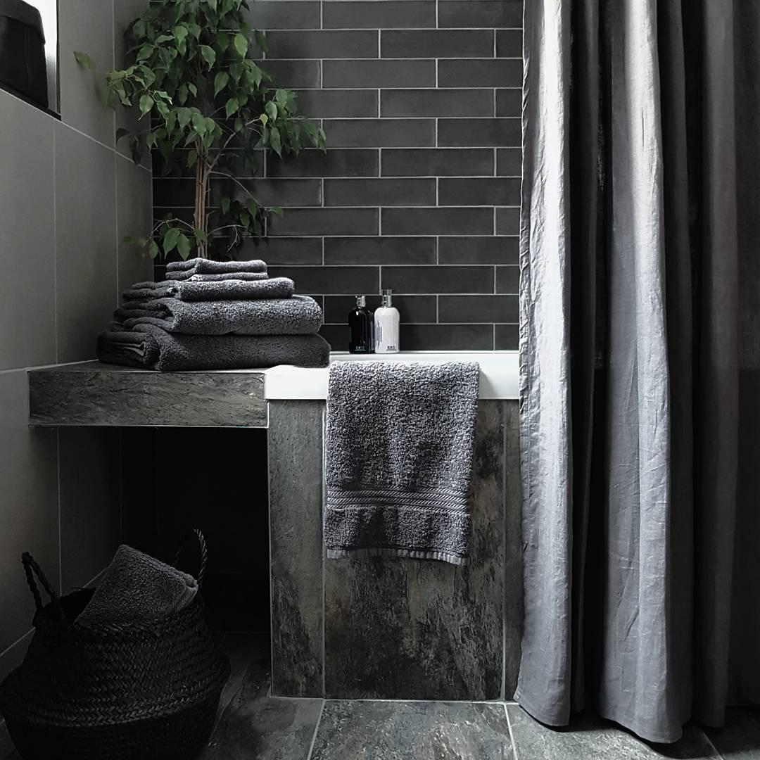 浴室的台面