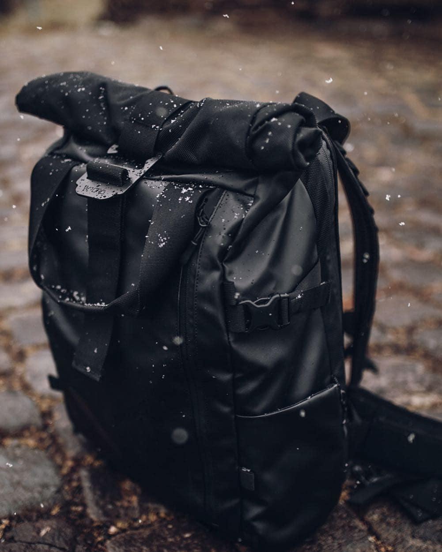 卷盖式背包