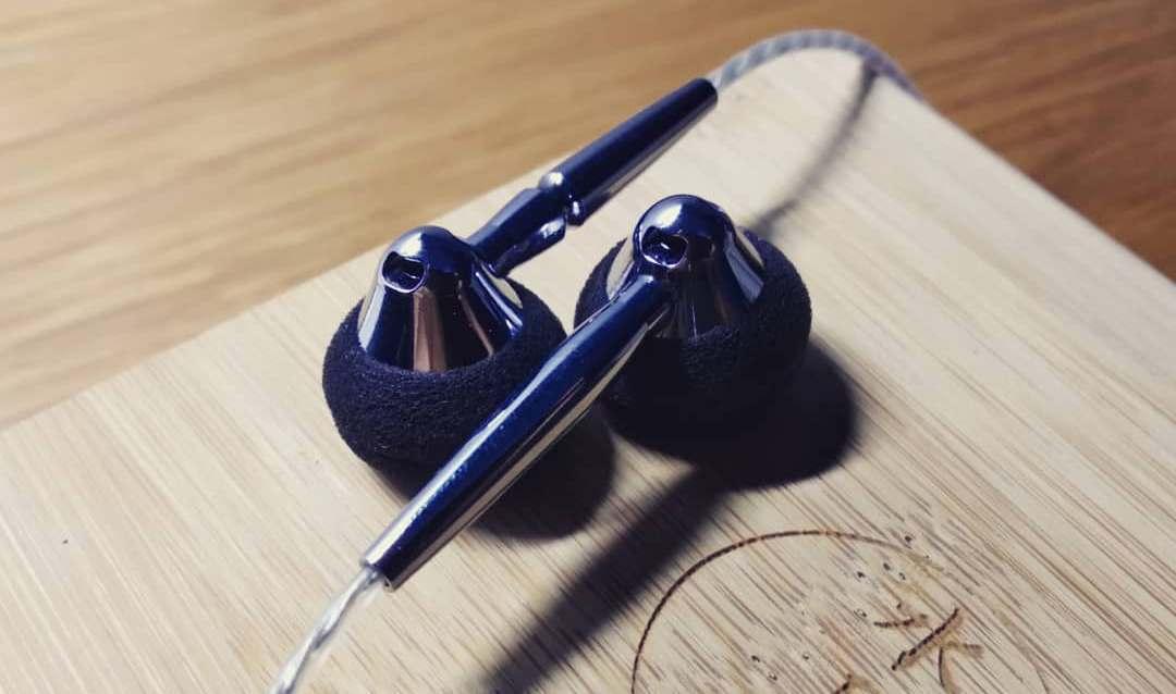 平头式耳机