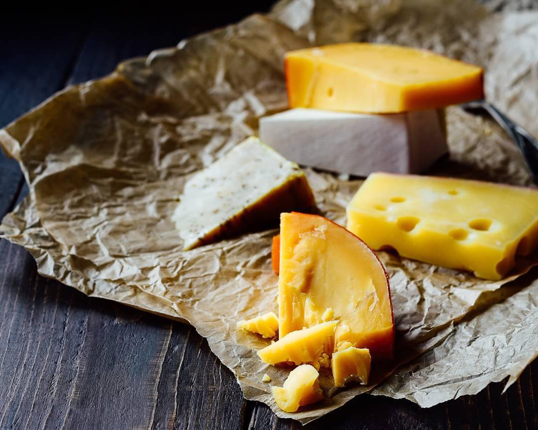 半硬质奶酪