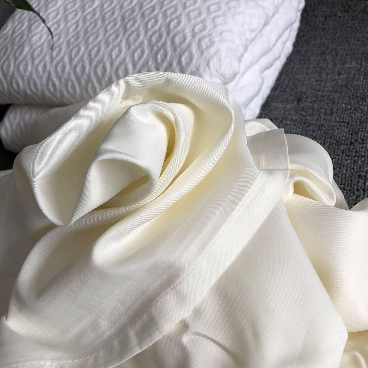 竹纤维床单