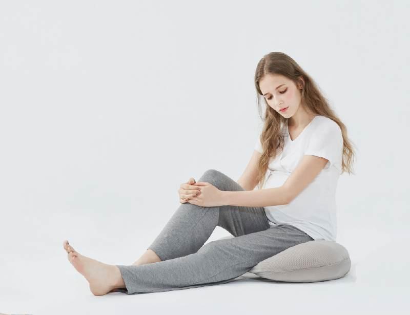 腰背舒压-孕妇枕使用方法