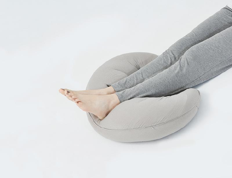 腿部减压-孕妇枕使用方法