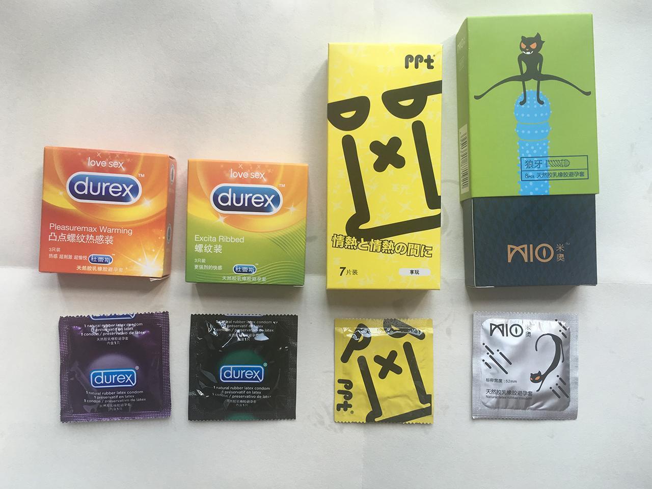 螺纹凸点系列避孕套