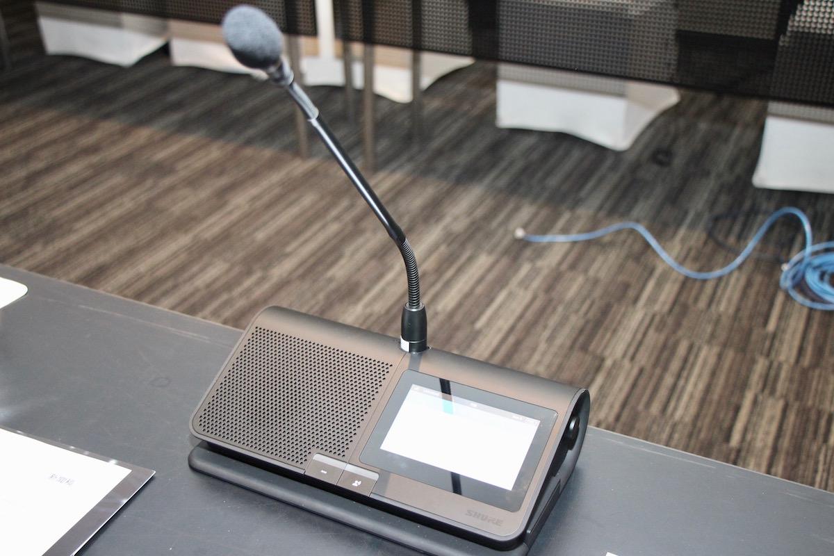 会议室话筒